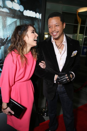 Noomi Rapace, Terrence Howard