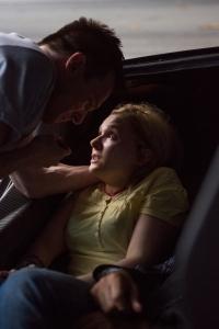 Greg Gayne/Sony PicturesMichael Foster (Michael Eklund) abducts Casey Welson(Abigail Breslin).