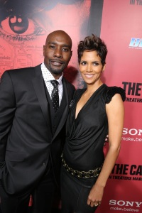 Eric Charbonneau/Columbia TriStar Marketing GroupMorris Chestnut and Halle Berry
