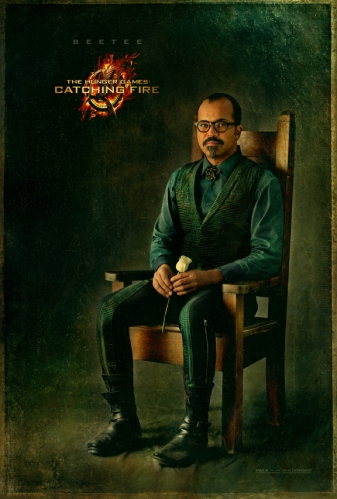 The Hunger Games Catching Fire Beetee portrait