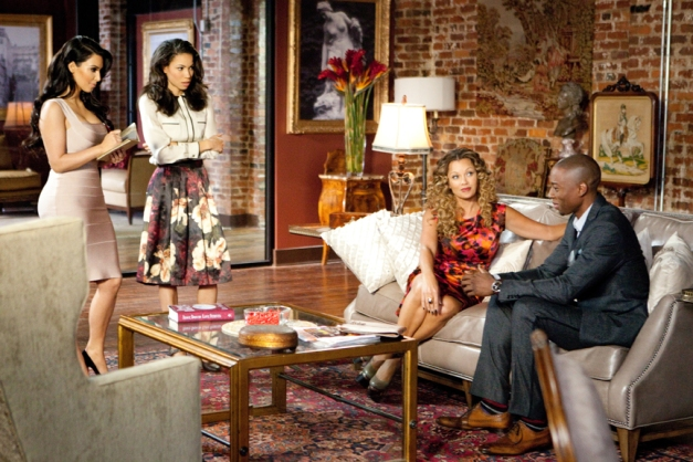 Tyler Perry Temptation Kim Kardashian, Journee Smollett, Vanessa Williams