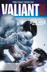 Valiant 2013 Free Comic Book Day