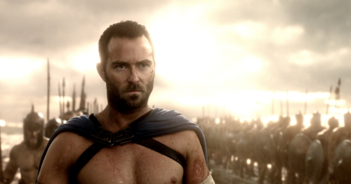 """Warner Bros. Pictures SULLIVAN STAPLETON as Themistokles in Warner Bros. Pictures' and Legendary Pictures' action adventure """"300: Rise Of An Empire."""""""