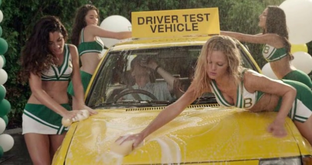 first trailer for grown ups 2 cheerleader car wash need i say more lyles movie files. Black Bedroom Furniture Sets. Home Design Ideas