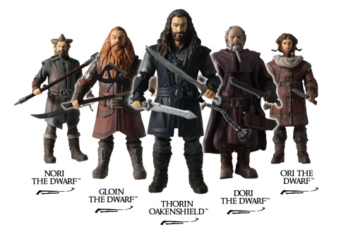 Hobbit_Wave2BoxSet_Thorin Oakenshield's Adventure Pack
