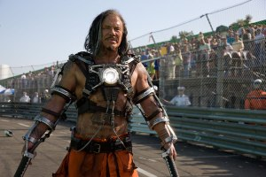 Iron Man 2 Mickey Rourke as Ivan Dranko