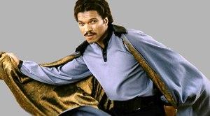 Lando Calrissian Billy Dee Williams Star Wars