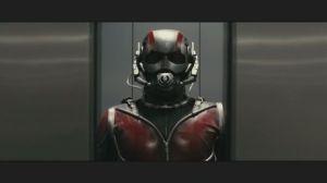 Marvel Ant-Man concept suit
