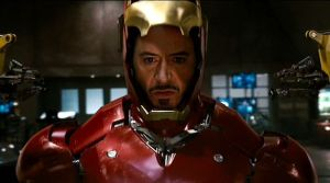 Robert Downey Jr. as Tony Stark, Iron Man