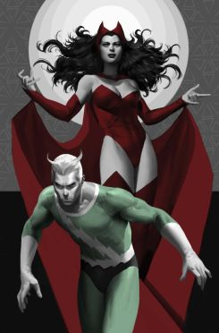 Scarlet Witch and Quicksilver coming to Avengers 2