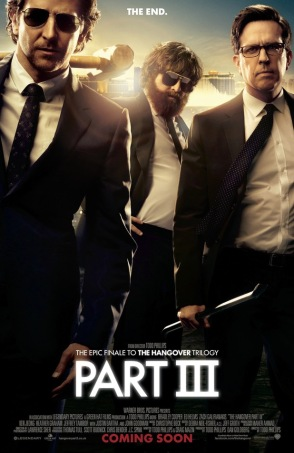 The Hangover Part III, new poster