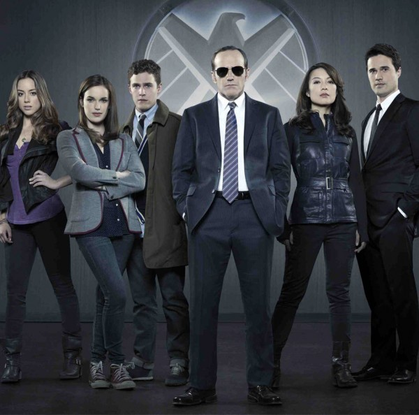 Shield Agents Uniform Cast of Agents of Shield