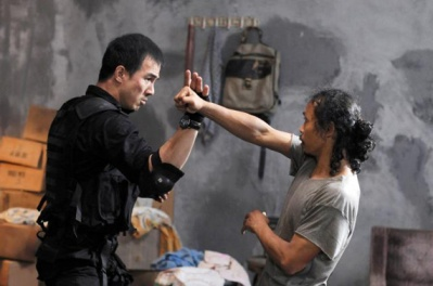 The Raid Redemption Jaka vs Mad Dog