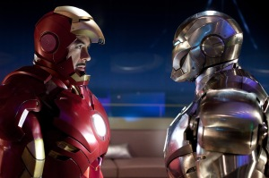 Iron Man and War Machine Iron Man 2