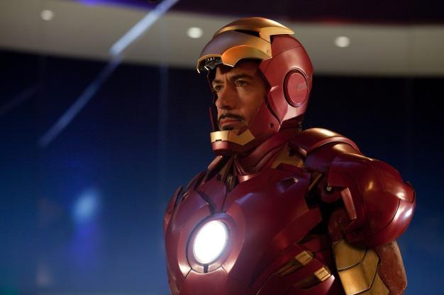 Iron Man 2 Robert Downey Jr as Iron Man