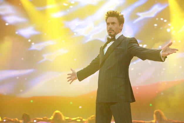 Iron Man 2 Robert Downey Jr as Tony Stark