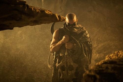 Riddick 2013 movie Vin Diesel