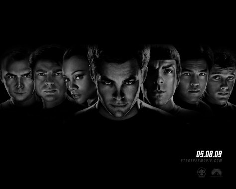 Star Trek 2009 movie cast