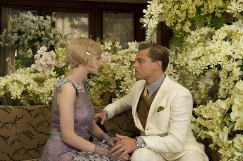 Warner Bros. Pictures  Daisy (Carey Mulligan) catches up with Gatsby (Leonardo DiCaprio).