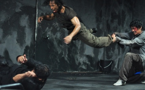 The Raid - Rama Eddie vs Mad Dog