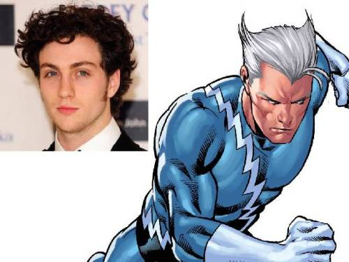 Aaron Taylor-Johnson could be Quicksilver in Avengers 2