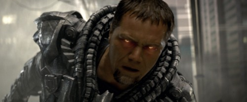 Warner Bros. Pictures Michael Shannon as General Zod.