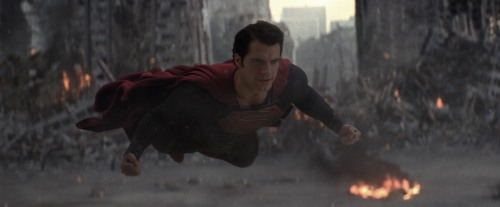 Warner Bros. Pictures Henry Cavill as Superman.