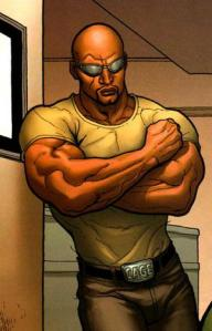 Marvel Comics Luke Cage