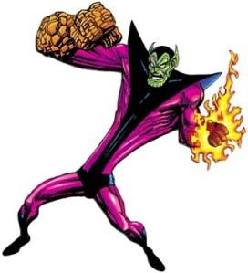 Marvel Comics Super Skrull