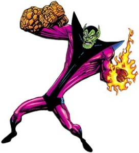 Marvel Comics Super Skrull