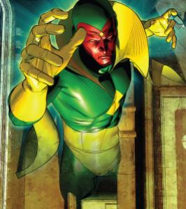 Marvel Comics Vision