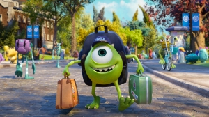 Walt Disney Pictures Mike Wazowski has arrived—and Monsters University will never be the same.