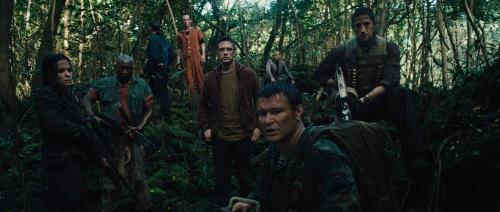 Predators cast