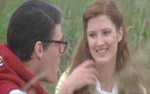 Superman III Clark Kent and Lana Lang