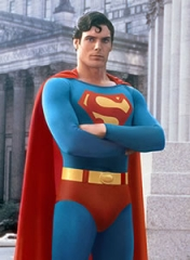 Superman IV Quest for Peace Superman pose