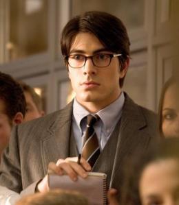 Superman Returns brandon routh as Clark Kent