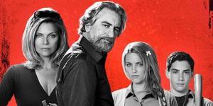 The Family Michelle Pfeiffer and Robert De Niro
