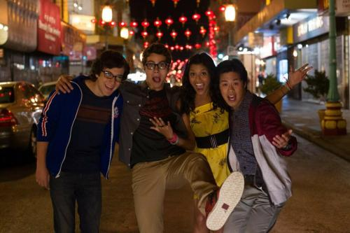 The Internship the interns Tiya Sircar