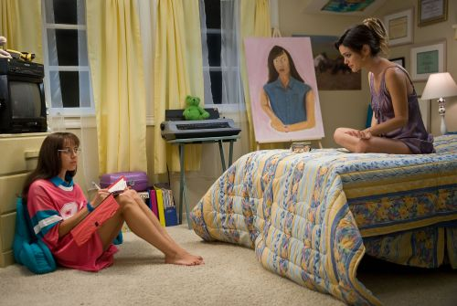 "Bonnie Osborne/CBS Films Aubrey Plaza (as Brandy) and Rachel Bilson (as Amber) star in CBS Films' ""THE TO DO LIST."""