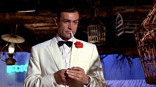 Goldfinger James Bond 007 Sean Connery