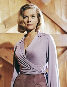 Goldfinger Pussy Galore Honor Blackman