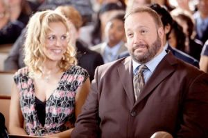 Grown Ups Maria Bello and Kevin James