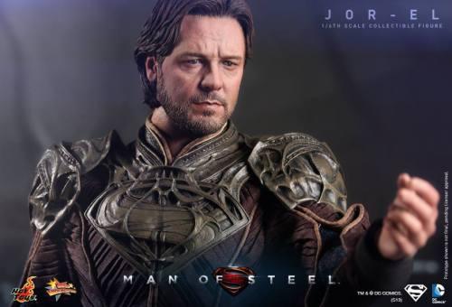 Hot Toys Man of Steel Jor-El imploring