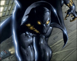 Marvel Comics Black Panther