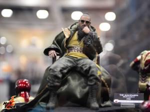 SDCC 13 Hot Toys The Mandarin from Iron Man 3