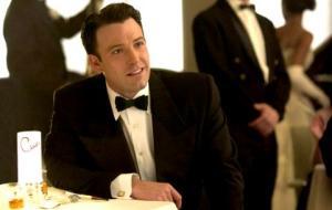 "Affleck as George Reeves in ""Hollywoodland."""
