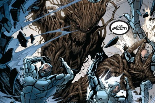 Groot from Guardians of the Galaxy new Vin Diesel role