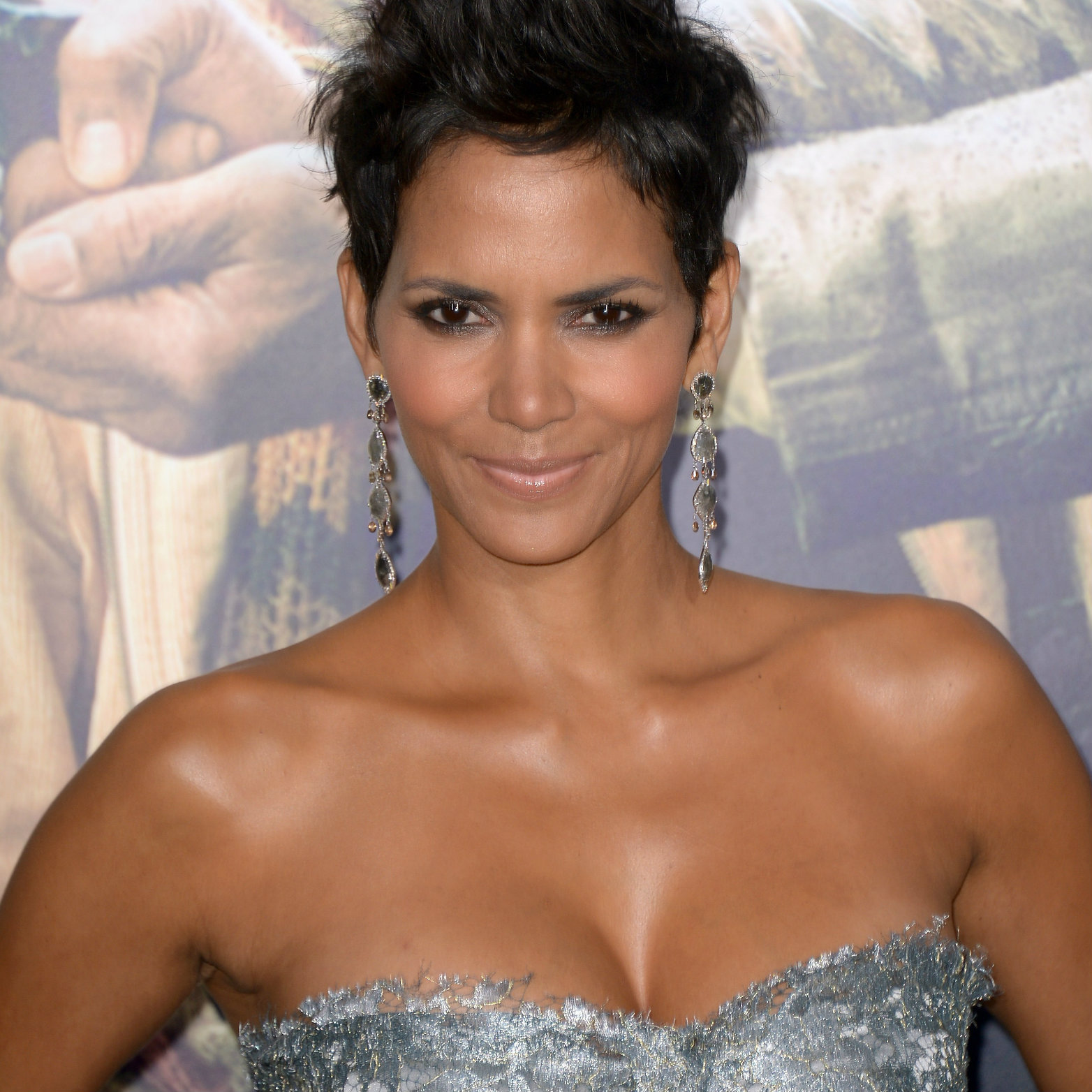 Halle Berry  47    To THE Halle Berry