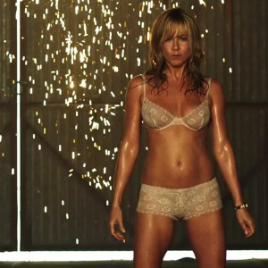 Jennifer Aniston stripper We're the Millers