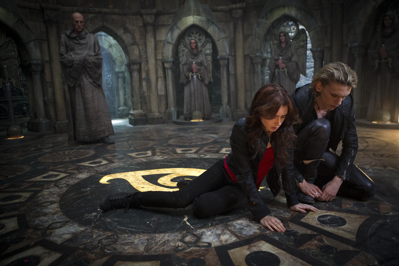 Review: The Mortal Instruments: City of Bones | Lyles ...